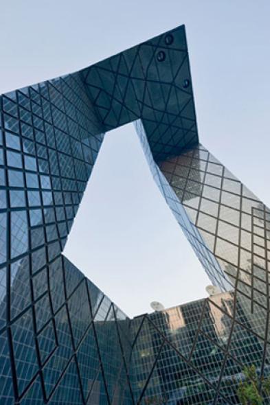 La arquitectura se ha vuelto cada vez más extravagante. Rem Koolhaas