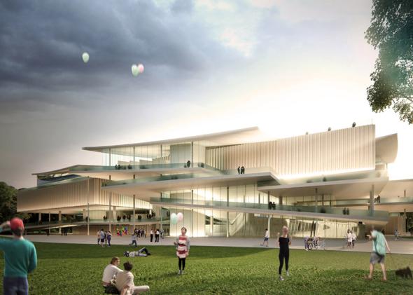 Arquitectura japonesa de ganadores del pritzker llega a europa
