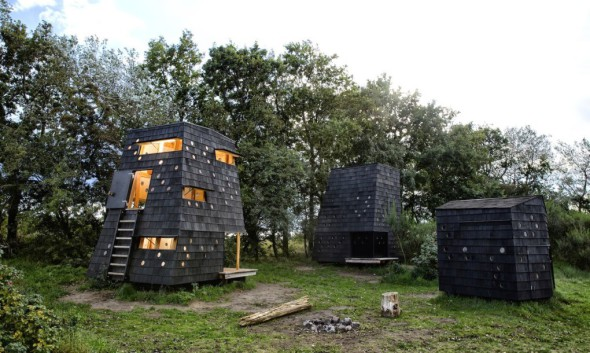 Diminutas cabañas de madera - Noticias de Arquitectura - Buscador ...