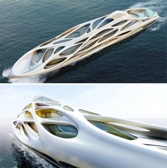 Foster, Gehry, Hadid y sus proyectos flotantes