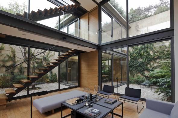 Rehabiltando patios exteriores