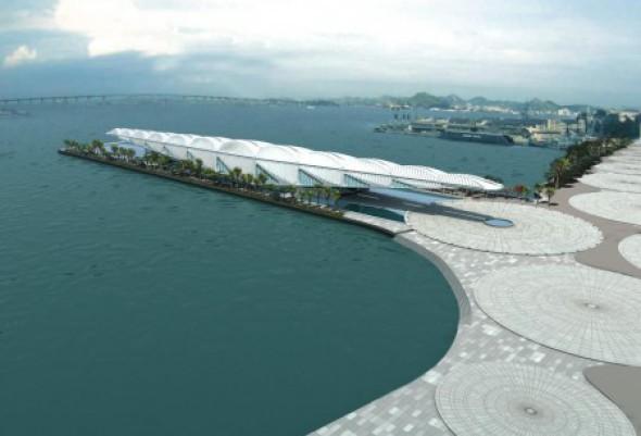 Cercana la apertura del Museo del mañana de Calatrava