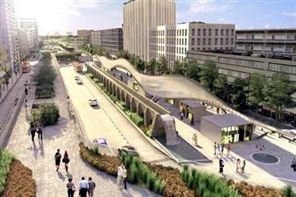 González de León y Kalach proponen un corredor Chapultepec sin locales comerciales