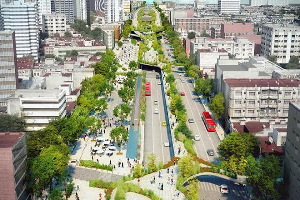 Concesionaria de proyecto de Corredor Chapultepec gastó casi 44 millones por el proyecto