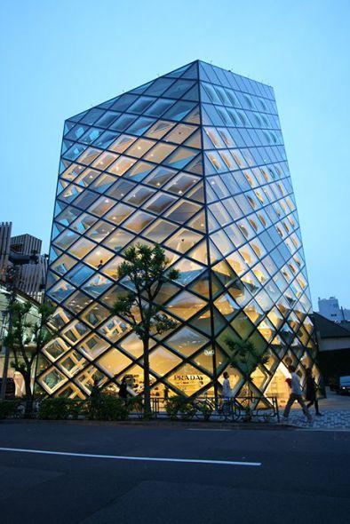 Los palacios modernos de Tokio
