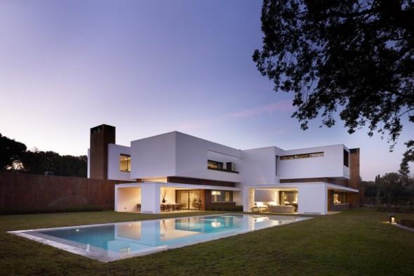 Las 10 Casas minimalistas más populares