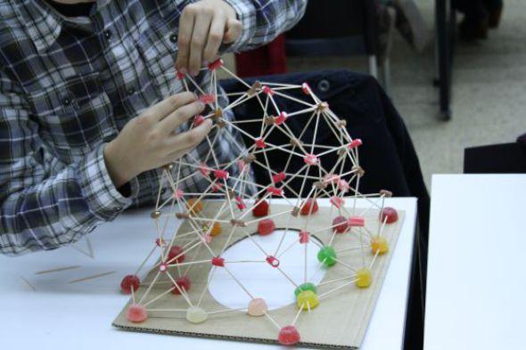 Arquitectura para despertar la imaginación infantil