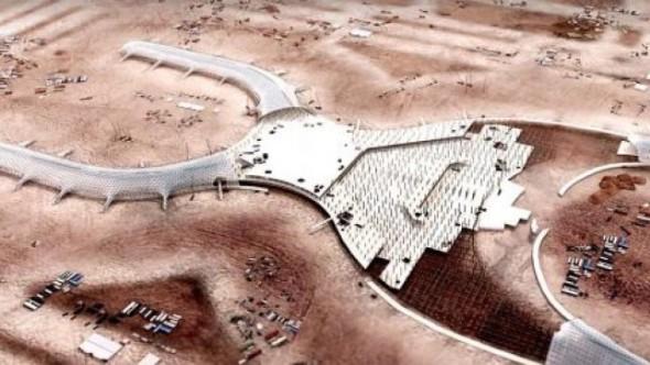 Otrogan primera licitación para nuevo aeropuerto por 1762 mdp