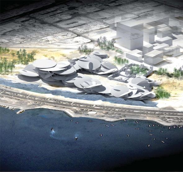 Me siento como Óscar Niemeyer. Jean Nouvel