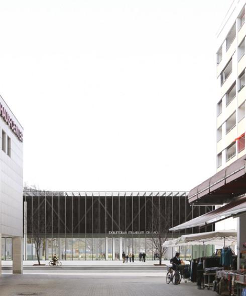 Arquitectos españoles ganan concurso para un nuevo museo Bauhaus en Alemania