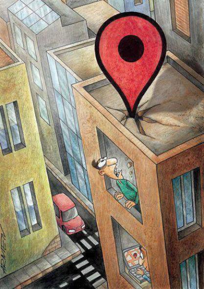 Cuidado con Google Maps