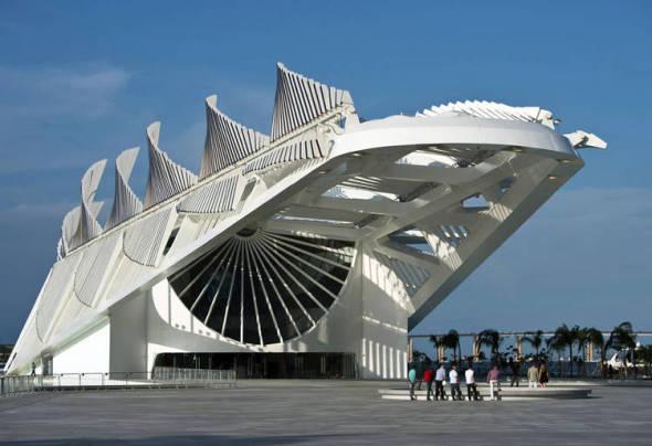 Calatrava ha prosperado donde Frank Gehry falló