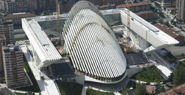 Edificio de Calatrava está entre los más feos de España