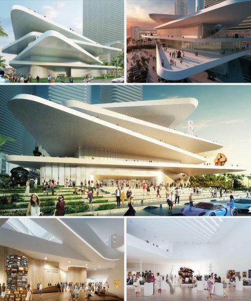 9 edificios nuevos que cambiarán el panorama de ciudades en 2016