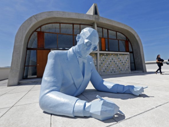 Robot Le Corbusier. Arquitecto para la eternidad