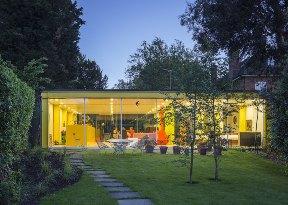 Richard Rogers regala su casa icónica a la Universidad de Harvard