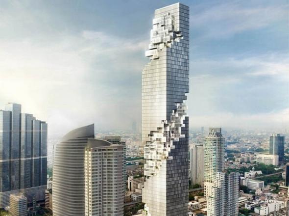 Los rascacielos más espectaculares de 2015