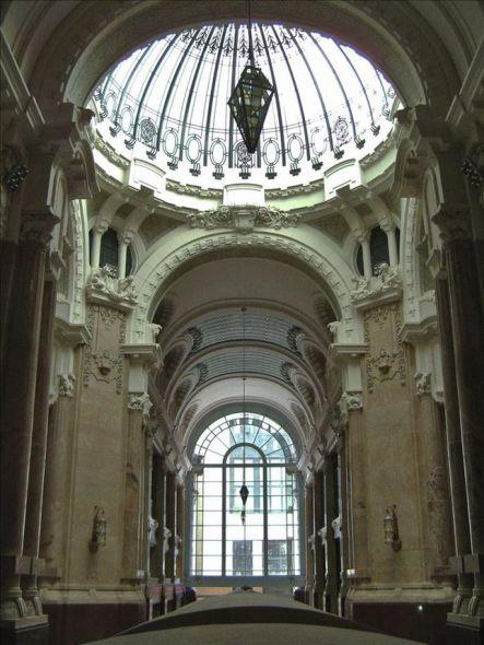 El Cairo y Buenos Aires, unidas por la influencia de la arquitectura italiana