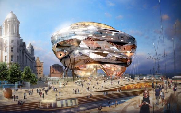 Nueve edificios utópicos que muchos quisieran ver construidos