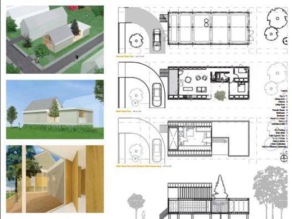 25 planos gratis para construir casas sustentables for Case ecosostenibili progetti