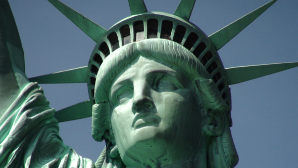 La Estatua de la Libertad en Nueva York es Egipcia