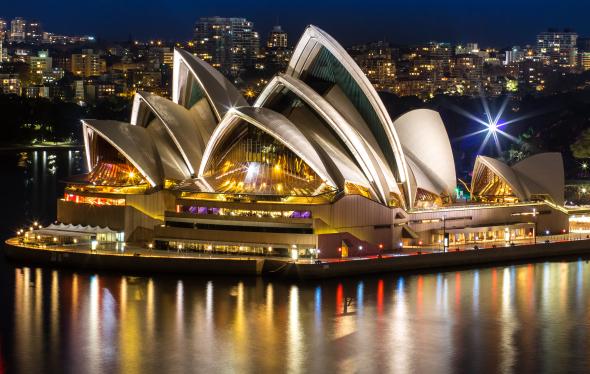 El Histórico Concurso de la la Ópera de Sydney