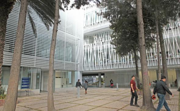 Universidad Panamericana por Enrique Norten