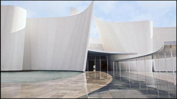 Abre nuevo museo en Puebla diseñado por Toyo Ito