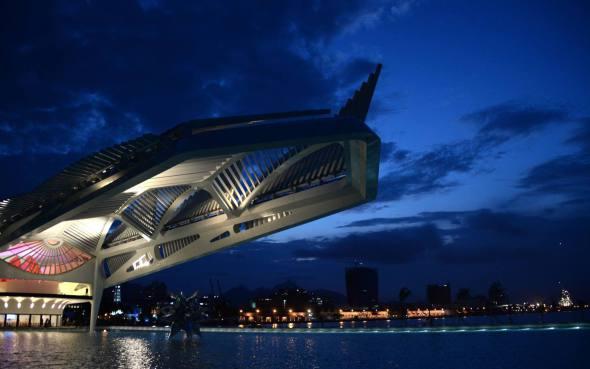 Reprochan a Calatrava, otra vez: el Museo del Mañana de Río tiene averías 40 días después de abrir