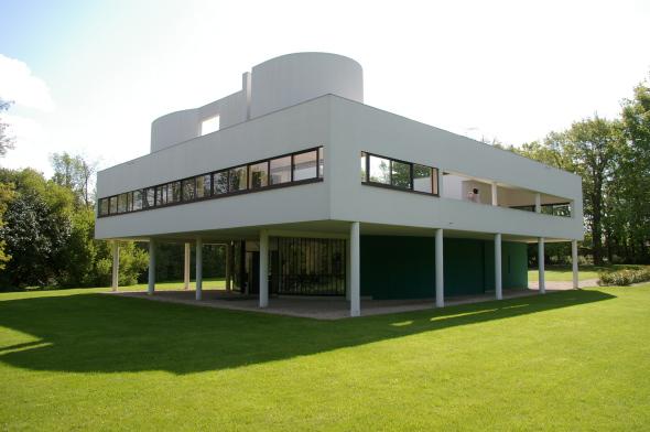 Las casas m s importantes para la arquitectura del siglo for Arquitectura del siglo 20