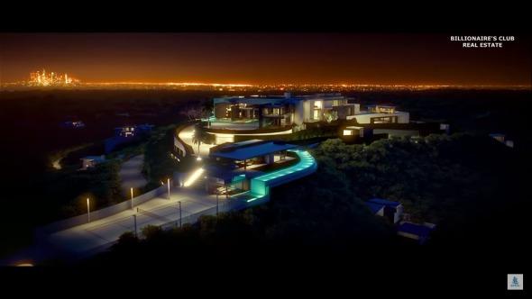 La casa que pretende venderse por 500 millones de dólares