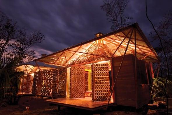 Concurso de Vivienda Sustentable con Bambú