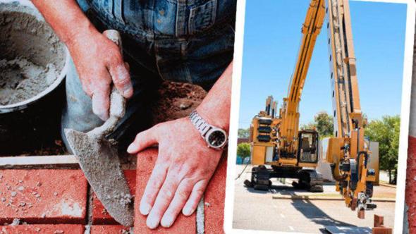 Aumenta el precio del material de construcción