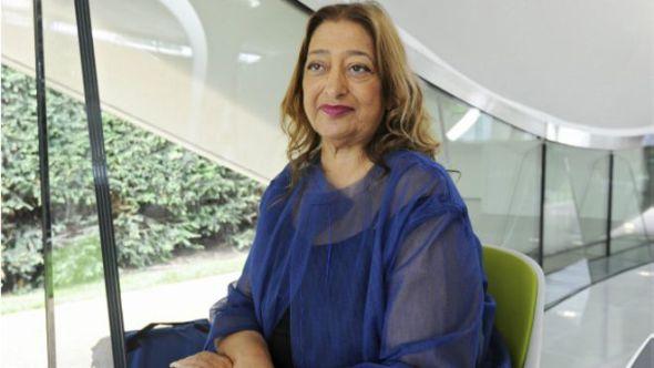Muere Zaha Hadid, estrella de la arquitectura mundial