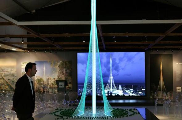 Arquitecto Santiago Calatrava va a diseñar en Dubái el nuevo edificio más alto del planeta