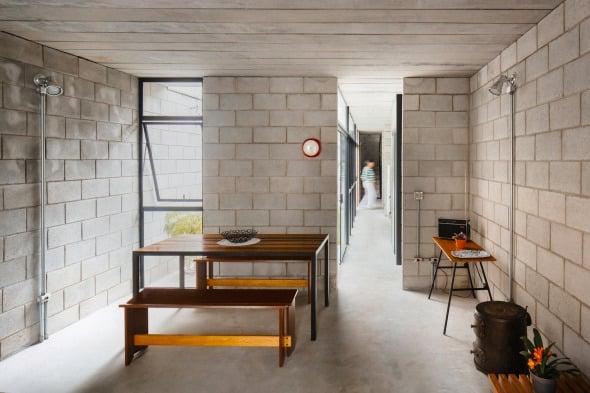 Casa de Trabajadora doméstica recibe premio de arquitectura.