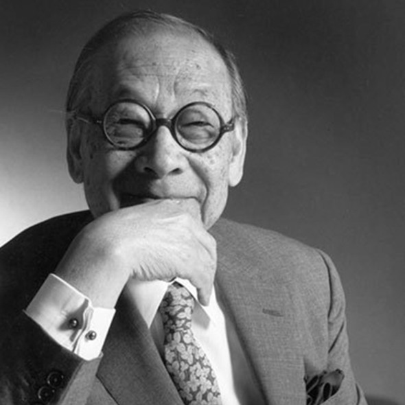 I.M. Pei, maestro de la arquitectura moderna, celebra su 100 años