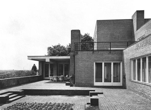 Controversia por una casa destruida de Mies van der Rohe