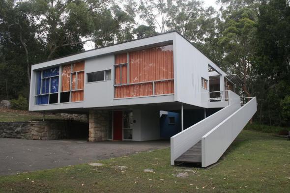 5 Casas Iconicas Que Arquitectos Disenaron Para Sus Madres - Arquitectura-de-casas