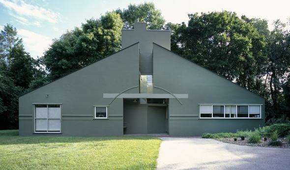5 casas icónicas diseñadas para madres de arquitectos