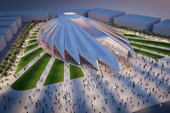 Calatrava va a diseñar el pabellón para los Emiratos Árabes para la Expo Dubái 2020