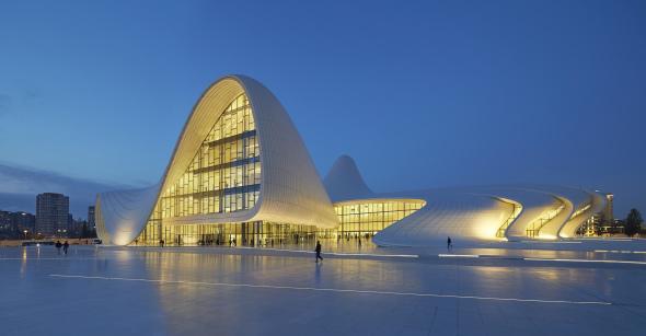 Los mejores edificios del mundo según El Royal Institute of British Architects