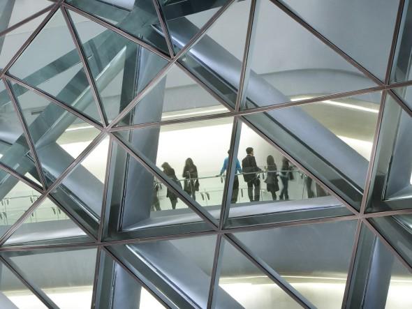 ¿Cómo podrá sobrevivir Zaha Hadid Architects?