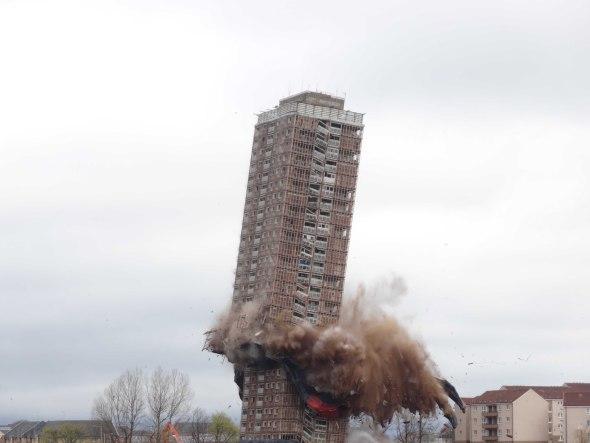 Las peores demoliciones