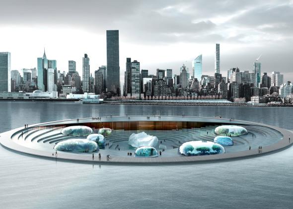 Aquatrium, propuesta arquitectónica para los acuarios del futuro