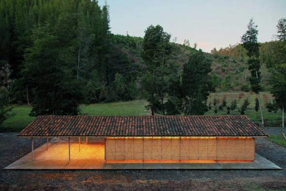 Arquitectos chilenos son premiados por el diseño de un Establo