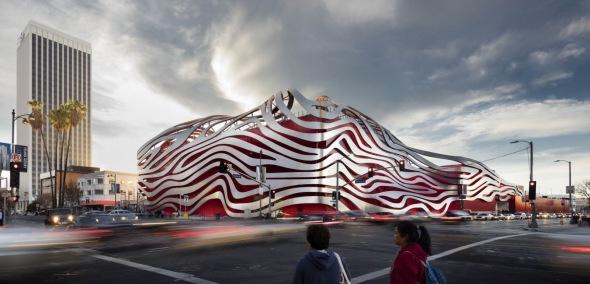 El Museo del Automóvil Petersen