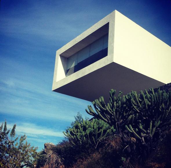 Mexicano gana el premio de la Liga de arquitectura 2016
