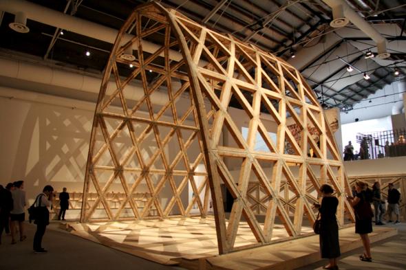España y Paraguay reciben premios en la Bienal de Arquitectura de Venecia
