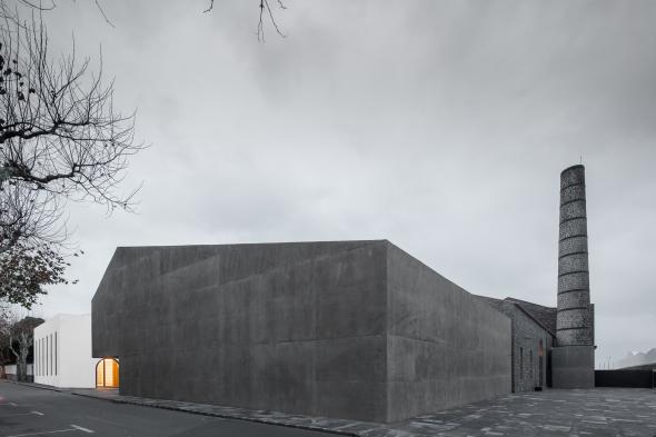 Cambio pacífico: Archipiélago Centro de Artes Contemporáneas